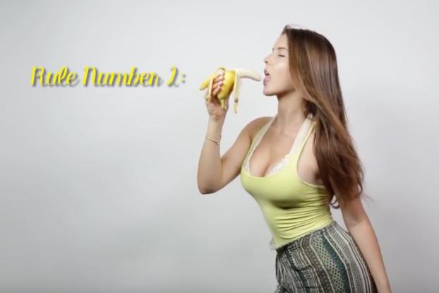 Dutch girl banana video — img 8