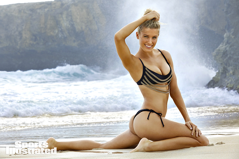 Eugenie bouchard hot
