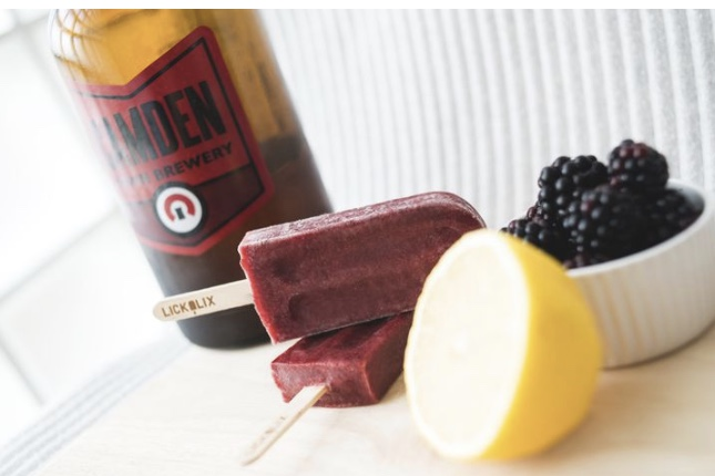 Video: Get Your Alcoholic Ice Lollies Frozen... Not Stirred 4