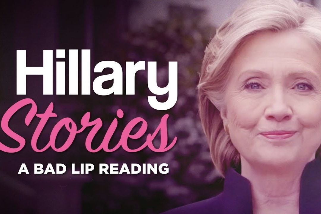Hillary Clinton Stories | A Bad Lip Reading 1