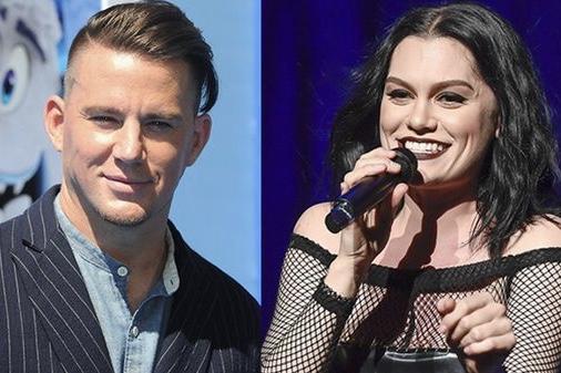 Singer/Songwriter Jessie J Dating Channing Tatum 1