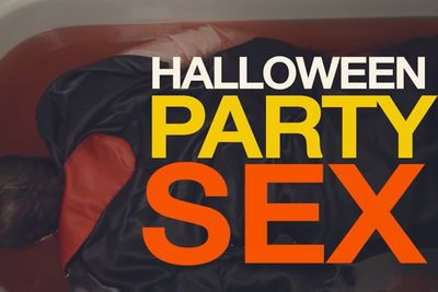 Halloween Hookups Are Great...if You Can Get Your Costume Off!