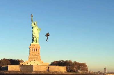Video: World's Only Jetpack Flies In New York. Must Watch!