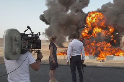 Video: New James Bond Movie, Spectre, Awarded Guinness World Record For The Largest Real Movie Explosion Ever!