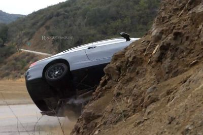 Video: Joyriding Bmw Driver Loses Control And Destroys His Ride. Drifting Gone Wrong!