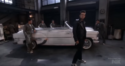 Video: Inside The Control Room Of A Live Tv Broadcast Of The Musical Grease