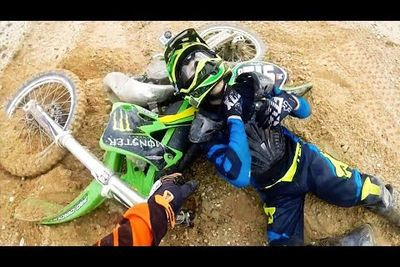Video: This Compilation Of Bone Crushing Off-road Crashes Will Make You Cringe!