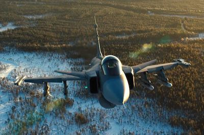 Video: Defence Company Saab, Blue Sky And Peter Degerfeldt Just Released Some Of The Best Red Dragon Footage Of Fighter Jets You've Ever Seen!