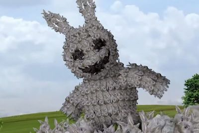 Video: Strap In And Let The Weirdness Wash Over You You Like A Bong Hit! ' Rabbits Multiply In '7 Billion', A Wonderfully Surreal Animated Short By Cyriak!
