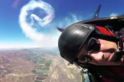 Video: Holding The World Record For Most Inverted Flat Spins, Spencer Suderman Takes To The Sunny Southern California Skies For A Wild Flight!