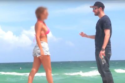 Video: Gold Digger Pranks - How Far Will Girls Go For Cash?