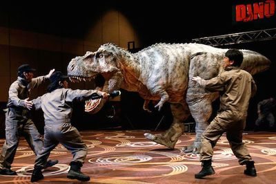 Video: Japanese Ceo Unveils His Plans To Build A Massive Dinosaur Theme Park, Complete With The Most Incredible Dinosaur Animatronics You've Ever Seen!