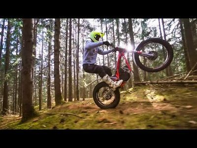 Video: Fabio Wibmer Trades In His Dirt-bike And Grabbed An Electric Motion Bike