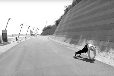 Video: Slam Face First Into This Insane Skateboarding Stunt!