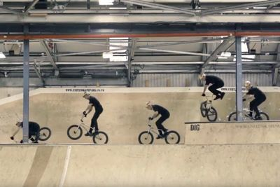 Video: These Music Producers Find Inspiration In A Bmx Bike