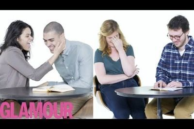 Video: Guys Read Their Girlfriends' Old Diary!