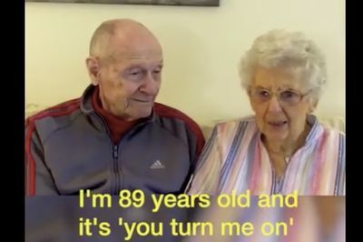 Video: How To Be Happily Married For 75 Years!
