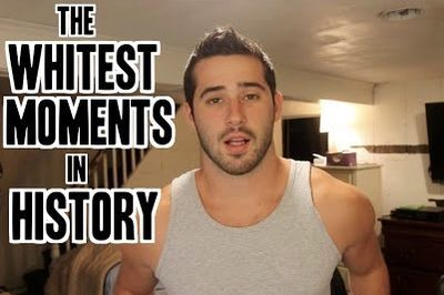 Video: The Whitest Moments In History - Hilarious!