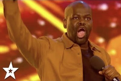 Video: Comedian Daliso Chaponda Wins Golden Buzzer With Hilarious Act!