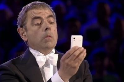 Video: Mr Bean And His Most Hilarious Performance In London!