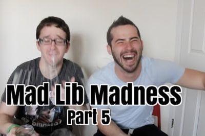 Video: Santagato Bothers - Mad Lib Madness Part 5!