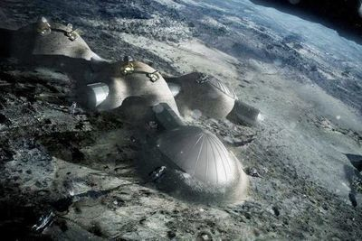 Video: Planning On Moving To The Moon, The Esa Already Plans On Doing So!