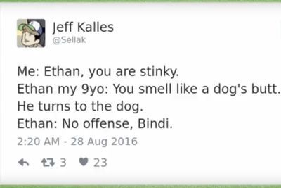 Video: Hilarious Tweets That Prove That Kids Are Savage!