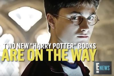 Video: Two New Harry Potter Books Are Coming Soon!