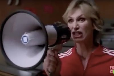 Video: The Most Savage Sue Sylvester Moments From Glee!