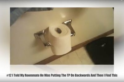 Video: When Your Roommate Is A Complete Asshole ' Hilarious!
