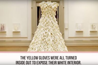 Video: The Top 10 Strangest Wedding Dresses You Have Ever Seen