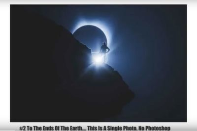 Video: Best Shots Of The Solar Eclipse