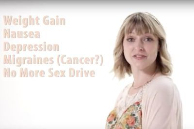 Video: If Birth Control Commercials Were Actually Honest