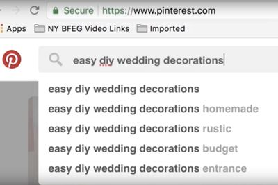 Video: Couples Try Diy Wedding Decorations