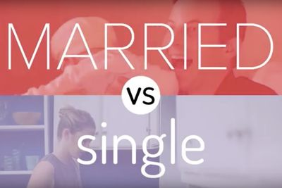 Video: Budgeting ' Married Vs. Single!
