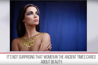 Video: Ancient Beauty Hacks That Still Work Today!