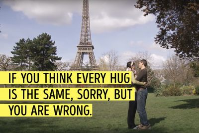 Video: 9 Different Types Of Hugs That Will Make You Understand Your Relationship