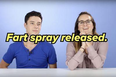 Video: Prank – Pooping My Pants On Camera!