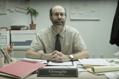 Video: If Google Was An Actual Person...