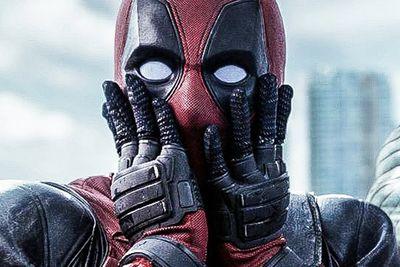 Video: Hugs Not Drugs Kids! Deadpool Is Back! Nsfw