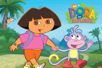 Video: Dora, The Ass Kicking Explorer