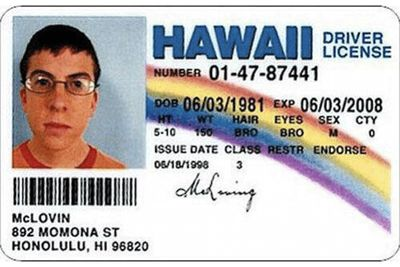 Video: You Think Your Driver's License Photo Is Bad?