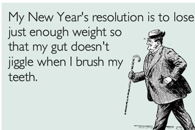 Video: New Years Resolutions Don't Resolve Anything!