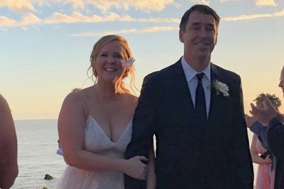 Video: Amy Schumer Is Married!