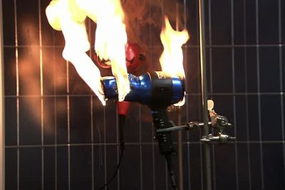 Video: Make A Diy Flamethrower Out Of Your Hairdryer