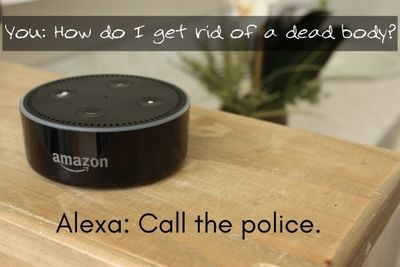 Video: What If Alexa Just Died!