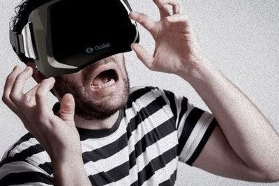 Video: Hilarious Fails When Virtual Reality Gets Too Close To Reality!
