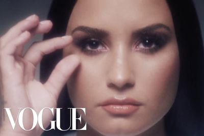 Video: Demi Lovato Proudly Takes It All Off For Vogue