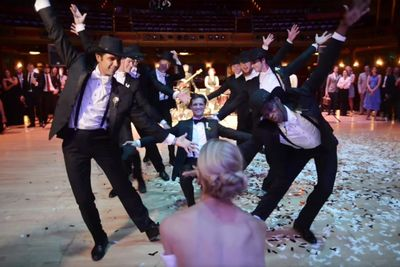 Video: The Groom Who Pulled A Magic Mike For His Bride
