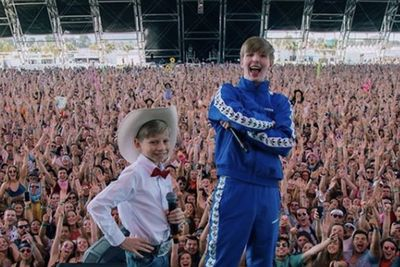 Video: The Yodeling Kid Steals The Spotlight At Coachella